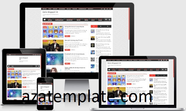 Template blogspot cá nhân Star Tuấn Blog