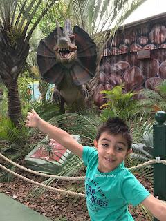 t-rex park campinas