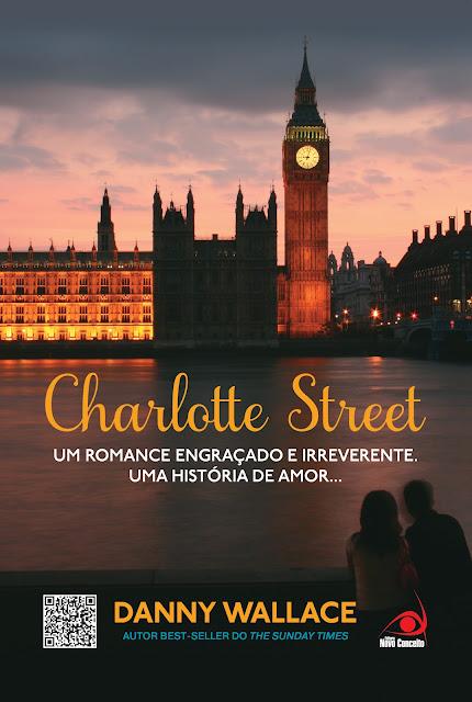 News: Charlotte Street, do autor Danny Wallace  17