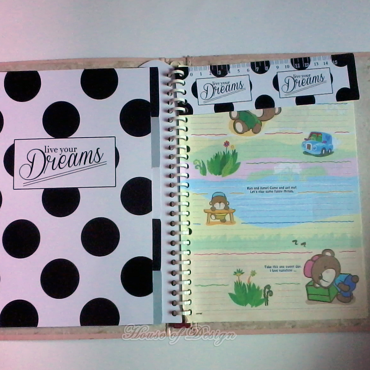 RULER DIVIDER BINDER CUSTOM, PENGGARIS BINDER CUSTOM, PENGGARIS BINDER 26 RING, PENGGARIS BINDER UKURAN B5, PENGGARIS BINDER BLACK & WHITE, PENGGARIS BINDER POLKADOT, PENGGARIS BINDER QUOTE, PENGGARIS BINDER QUOTES, PENGGARIS BINDER KATA-KATA