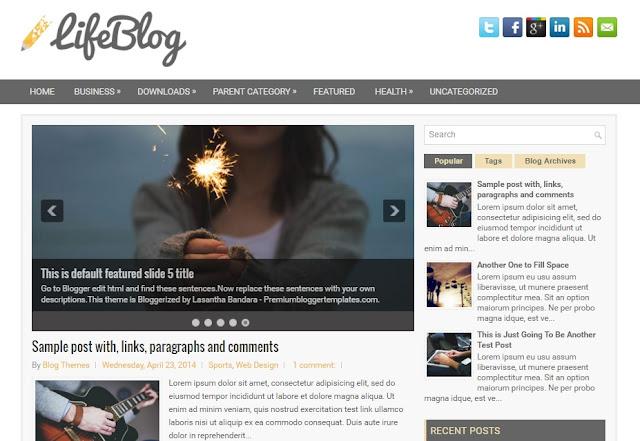 Template type : 1 Sidebar, 2 Columns, 3 Columns Footer                                                                                                                                                                                                                                                   http://blogger-templatees.blogspot.com/