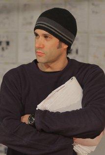 Paul Campion. Director of The Devil's Rock