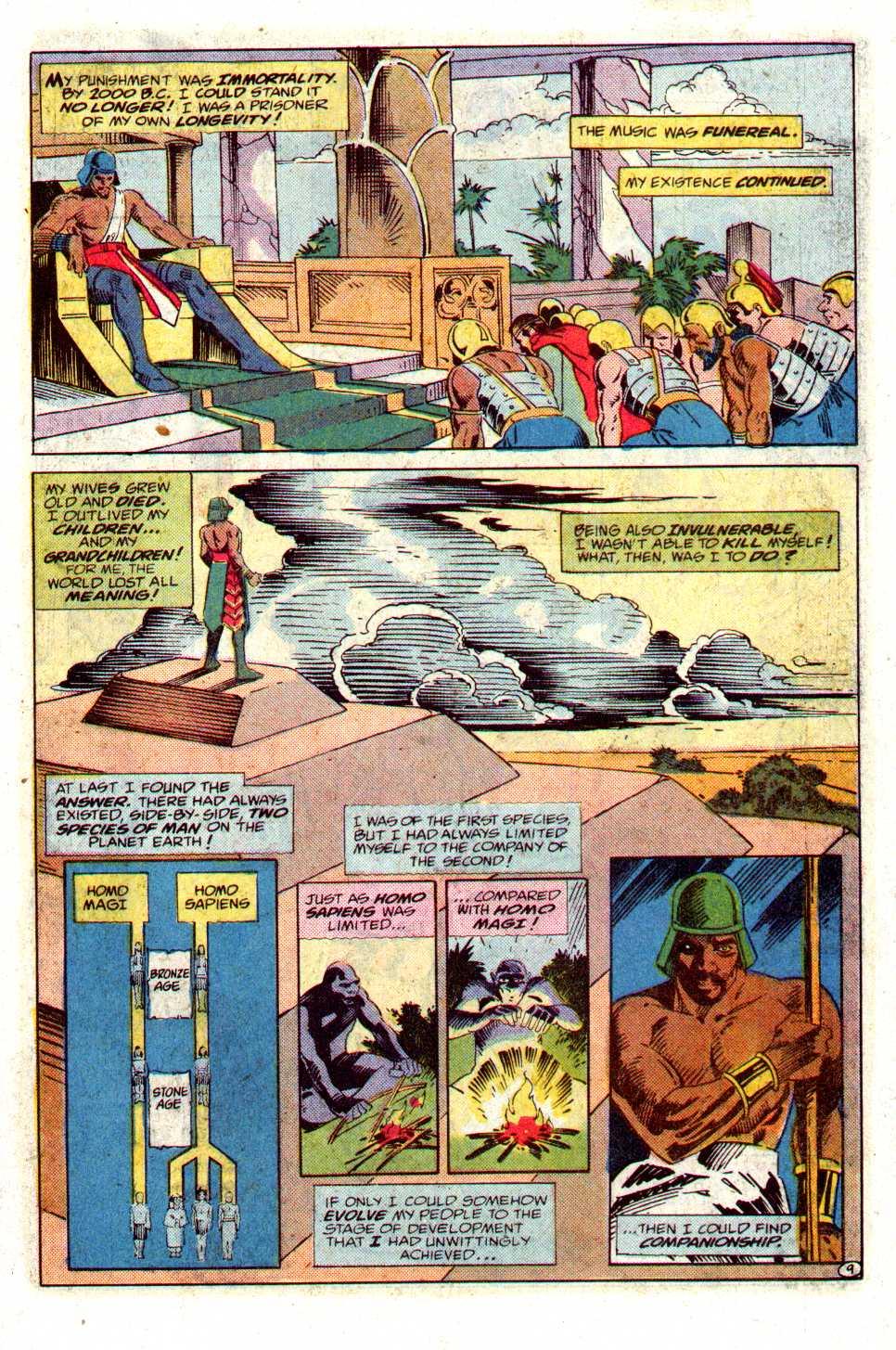 Read online Secret Origins (1986) comic -  Issue #27 - 10