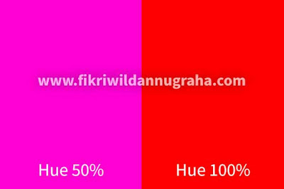 Teknik Hue Saturation Lightness Dikehidupan Sehari-hari belajar pelajaran pemilihan perpaduan kombinasi roda warna dasar pengertian perbedaan value design fashion hijab interior exterior cat rumah web fotografi pengaturan aplikasi photoshop adjustment layer gelap terang pudar contoh film fotografi