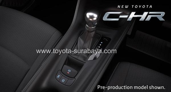 transmission toyota c-hr surabaya