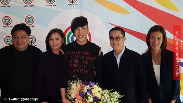 Vice Ganda renews exclusive contract with ABS-CBN