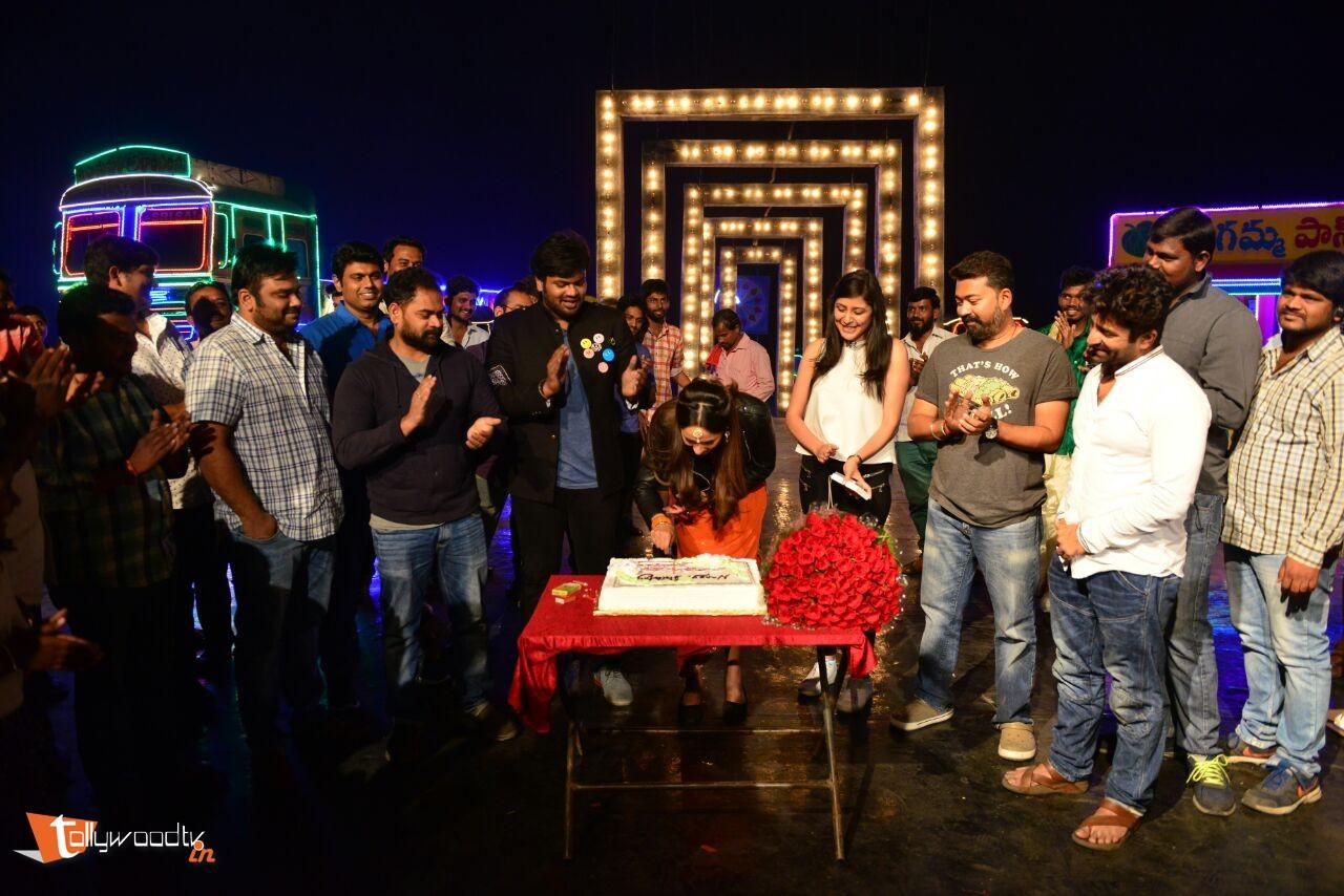 Pragya Jaiswal Birthday Celebrations-HQ-Photo-2