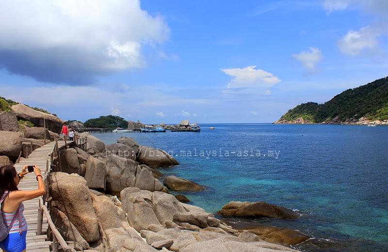 Photo of Koh Nangyuan Island