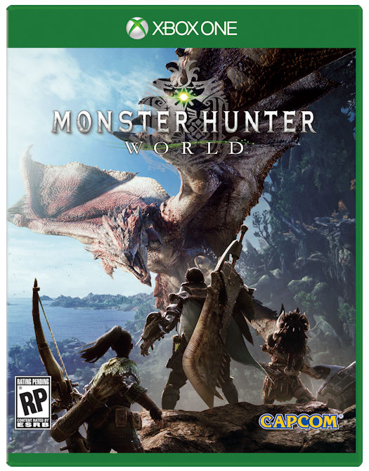 The Qwillery Monster Hunter World Coming From Capcom