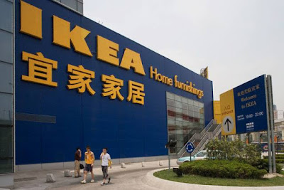 Shanghai's IKEA dilemma: how to stop freeloading matchmakers?
