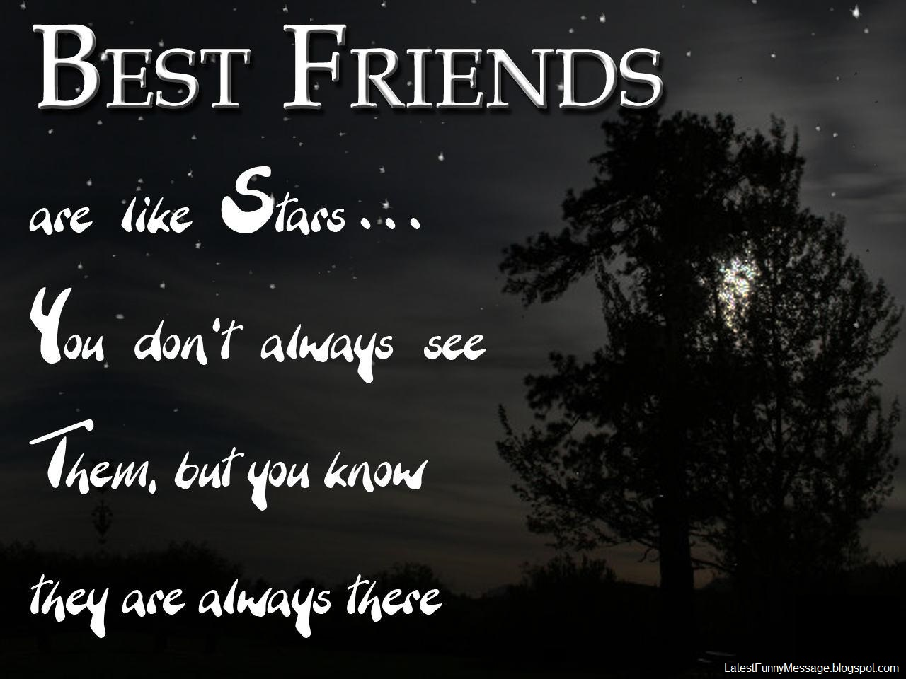 Friendship Sayings Sms Heart touching friendship and love message in hindi