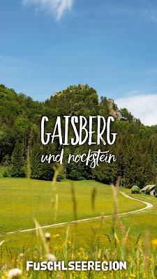 Gaisberg und Nockstein von Koppl | Wanderung FuschlseeRegion | Wandern Salzkammergut | Wandern vor den Toren Salzburgs