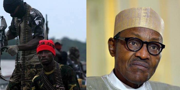 Niger Delta Avengers resume activities, destroy oil pipeline in Rivers