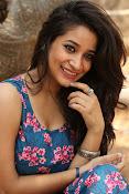 Santhoshi sharma latest sizzling pics-thumbnail-17