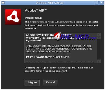Adobe AIR Terbaru 25.0.0.134 Final Offline Installer