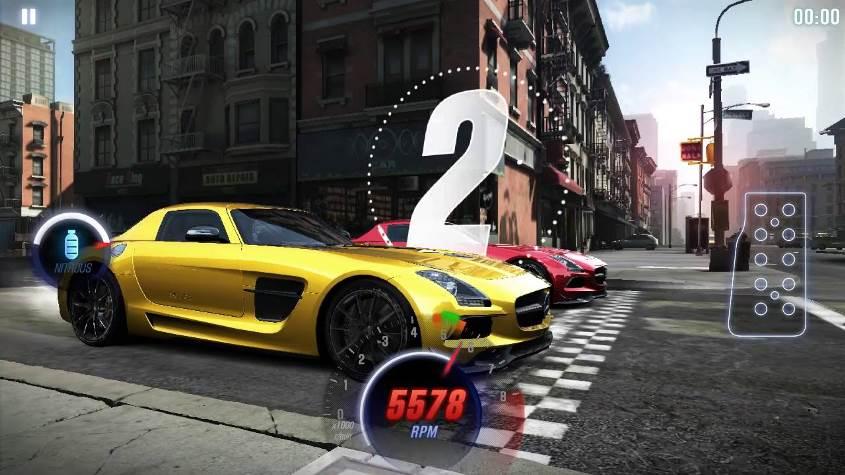 Descarga el juego CSR Racing 2 Full APK para android
