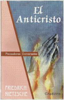 Portada del libro El Anticristo para descargar en pdf gratis