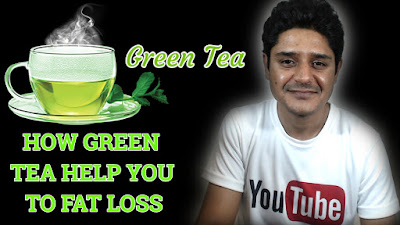 How to use green tea for weight loss?