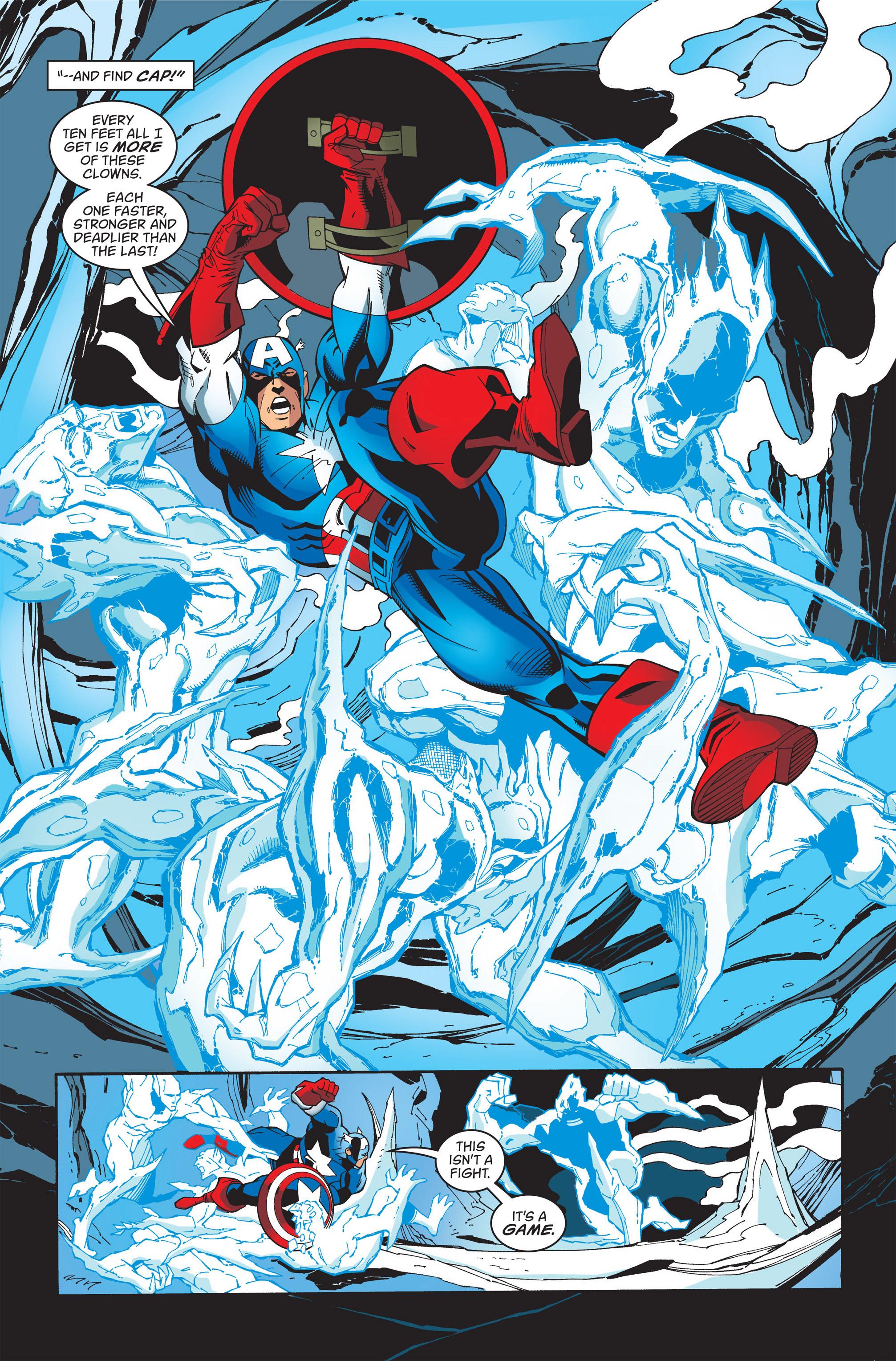 Captain America (1998) Issue #34 #40 - English 9