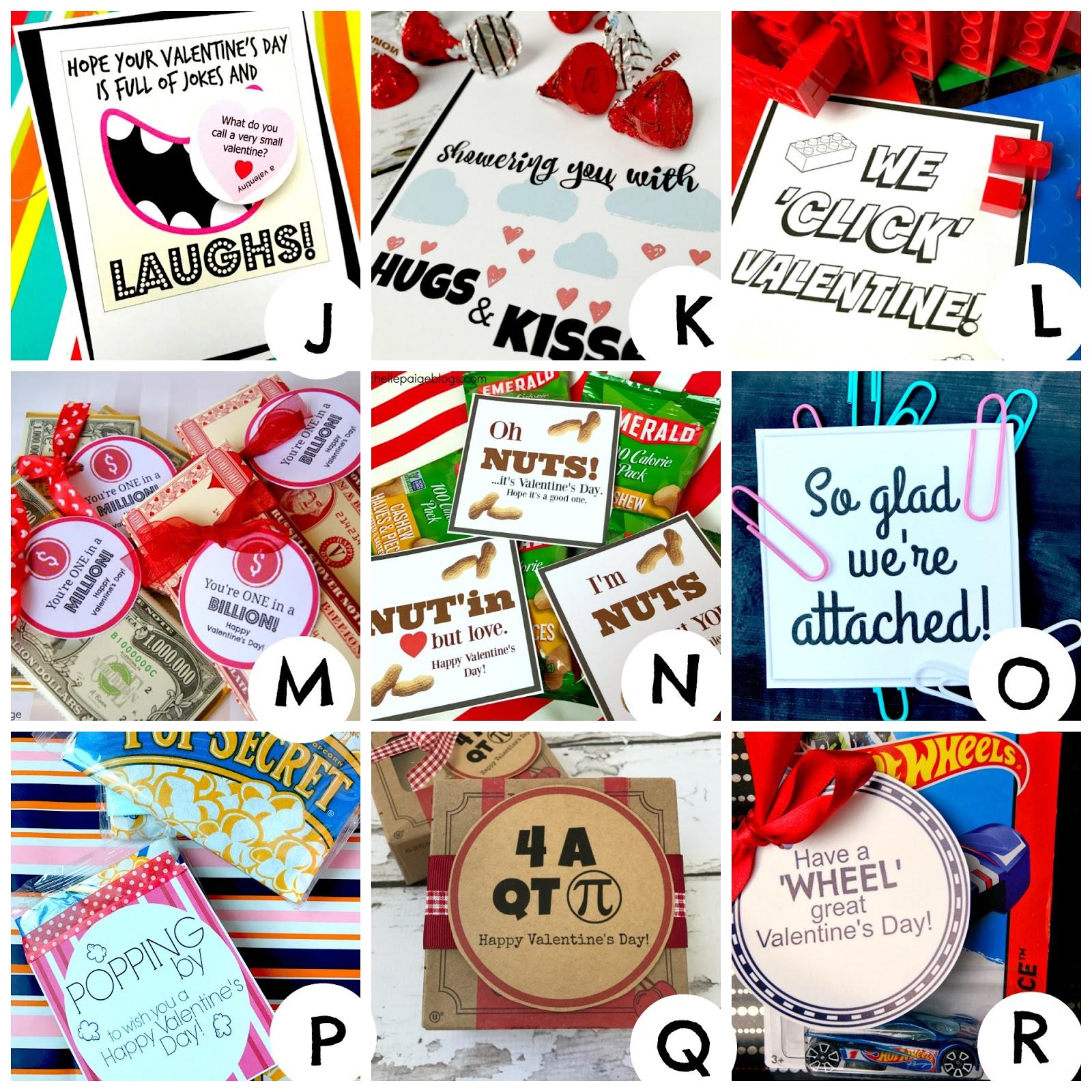 Michelle Paige Blogs Valentines