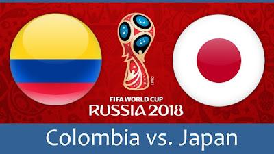Tips Bola Piala Dunia Kolombia vs Jepang