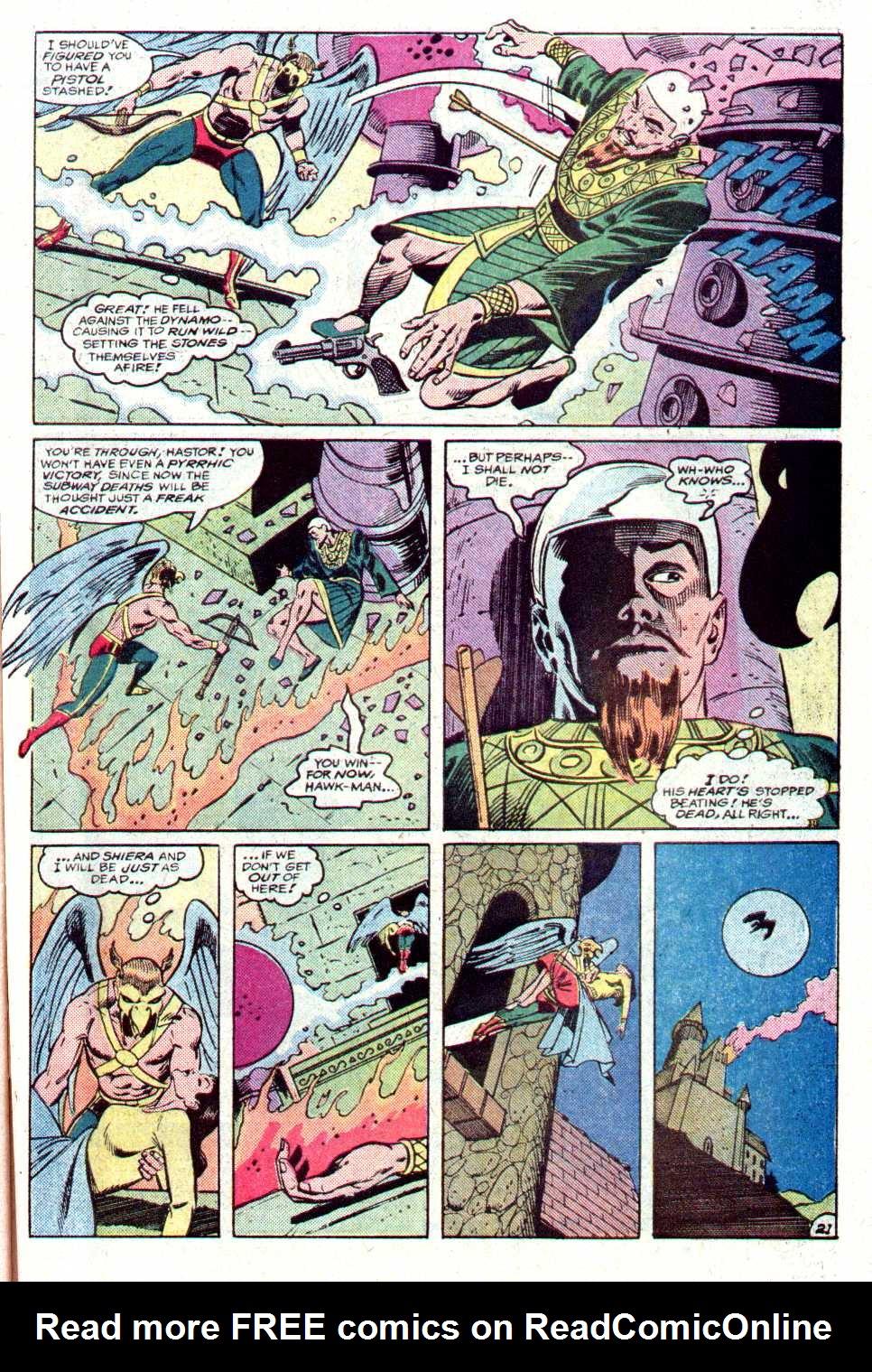 Read online Secret Origins (1986) comic -  Issue #11 - 39