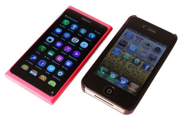 N9 N900 Blog Gallery E7 Samsung Vs Nokia N950