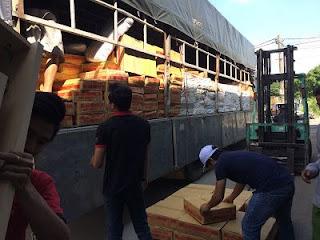 Dịch vụ vận tải hàng hóa từ Hà Nội vào Sài Gòn (HCM)