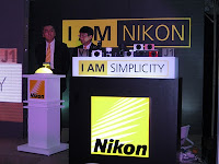Nikon's product launch