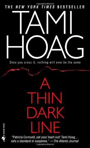 Reseña: A Thin Dark Line (Tami Hoag)