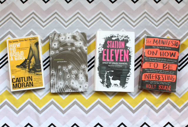 October Reading Round Up | Book Reviews