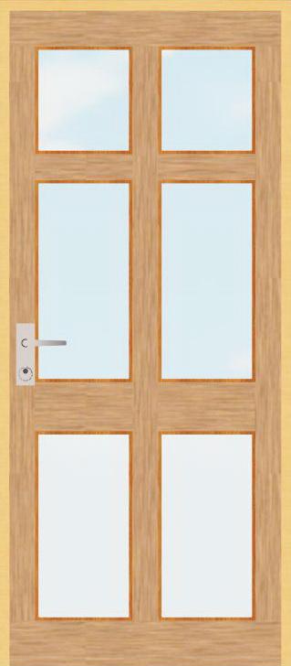 Contoh Rumah Minimalis: gambar pintu minimalis klasik