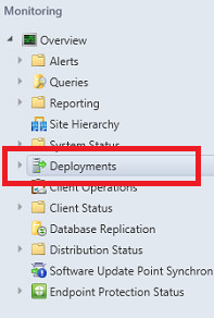 OS deployment monitoring in ConfigMgr 2012 2
