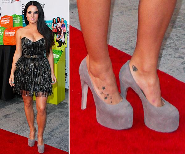 Celebrity S Shoe Game Stylish Starlets