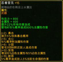 Naruto Castle Defense 7.0 Shinobi Kunai +15 detail
