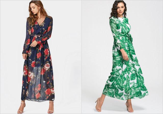 Inspiração Outono/Inverno: Maxi Dress