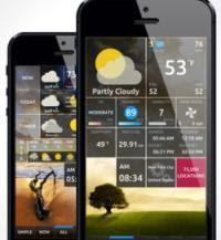 applicazini meteo migliori su iPhone