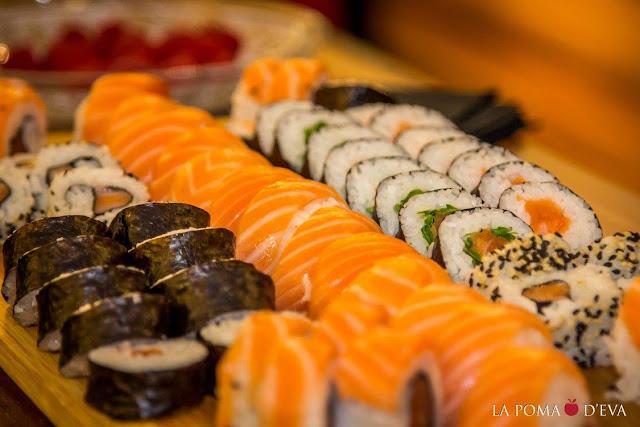 """2D Sushi"""