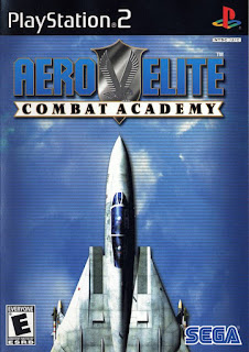Aero Elite: Combat Academy - PS2
