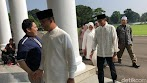 Disoraki di Open House Jokowi, yang Dilakukan Anies-Sandi Ini Bikin Penyorak Malu Sendiri