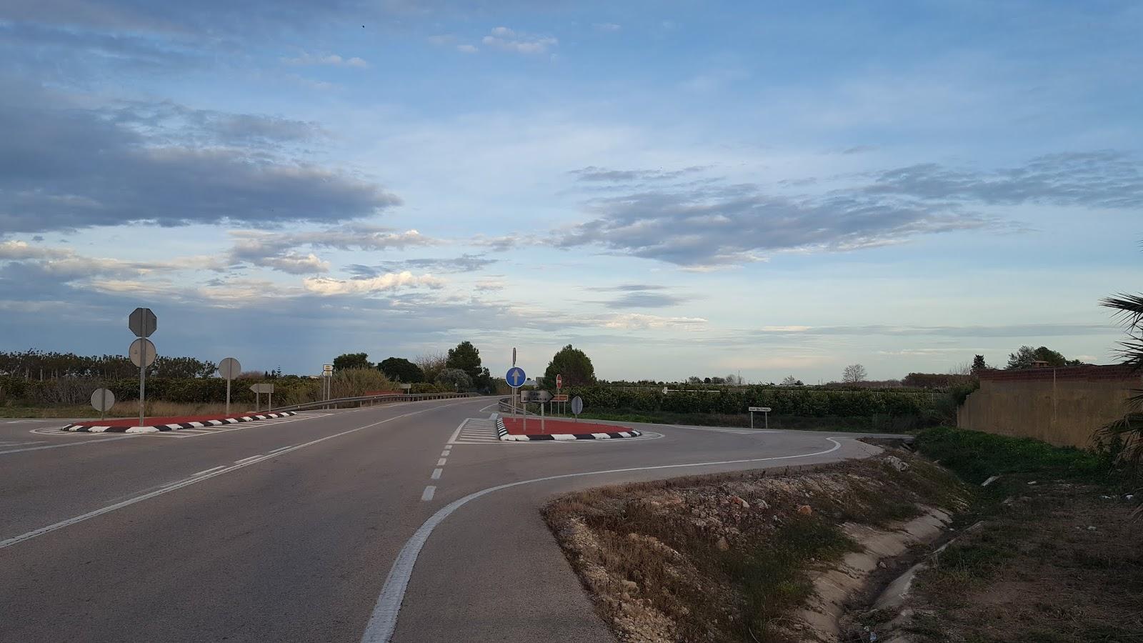 Cami els Canos, Albalat, Valencia