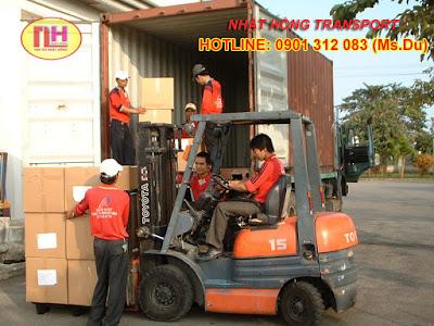 Công ty vận chuyển hàng hóa bắc nam giá rẻ