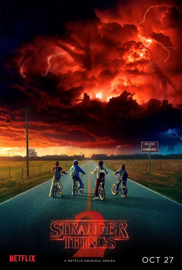 Cậu Bé Mất Tích Phần 2 - Stranger Things Season 2 (2017)