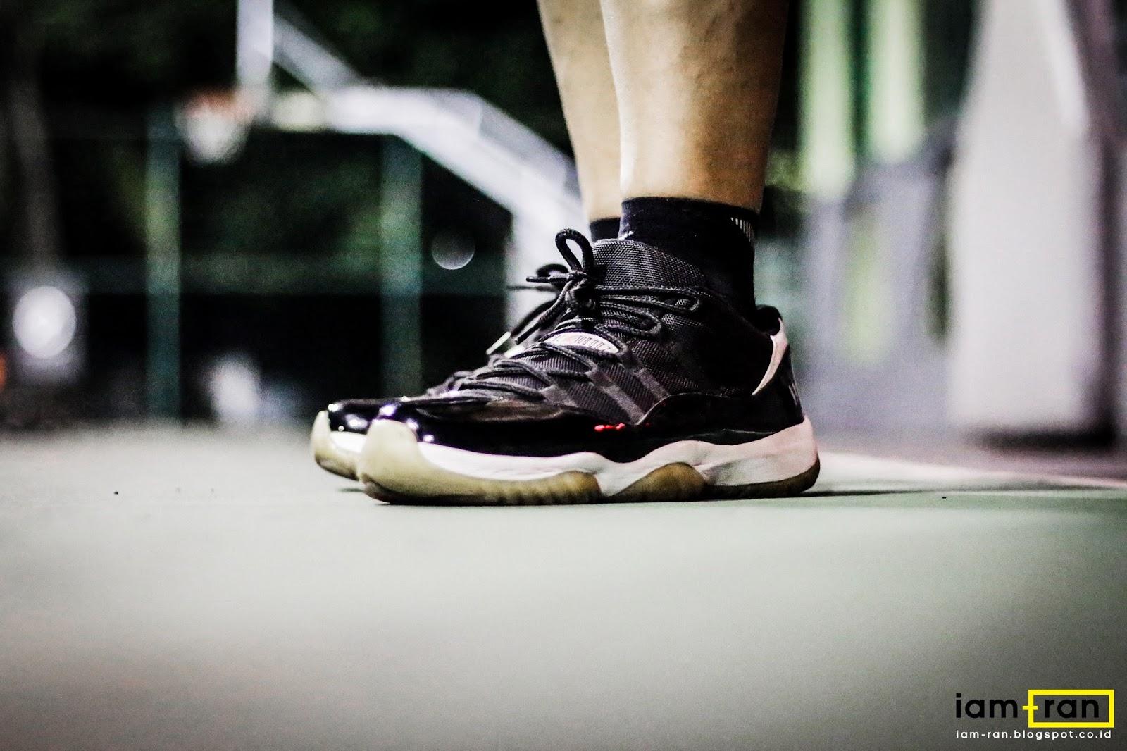IAM-RAN  ON FEET   Arfan Okky - Nike Air Jordan 11 Low