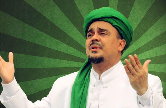 Gerindra Minta Semua Kasus Habib Rizieq Dihentikan