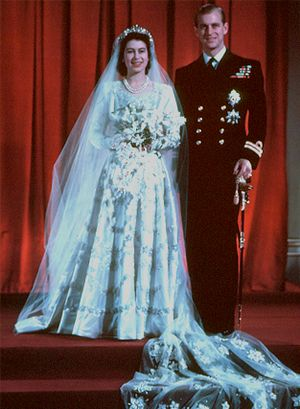Queens of England: Queen\'s 70th Wedding Anniversary: the Queen\'s ...