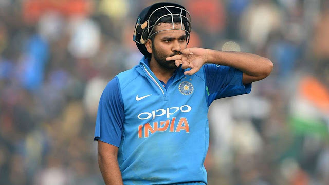 Rohit Sharma 2019