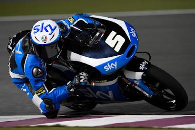 Hasil Lengkap Kualifikasi Moto3 Losail, Qatar 2016