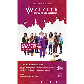 VIVITE - Festival del vino cooperativo
