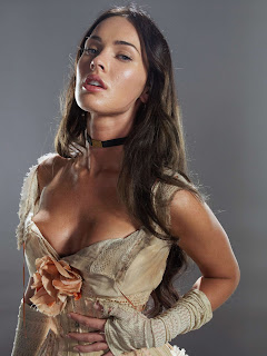 Megan Fox Deepest Cleavage Show 1